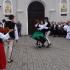 Wizyta Zespołu Góralskiego ORAWIACY w Sanktuarium, 22 czerwca 2014